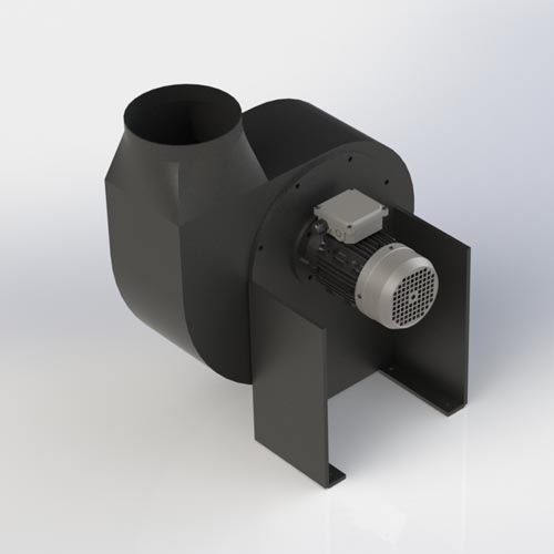 Centrifugal Extract Fan