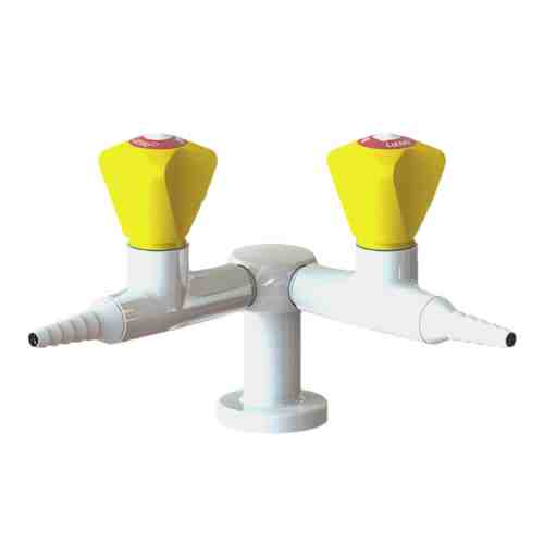 Gas Taps with Ceramic Headworks