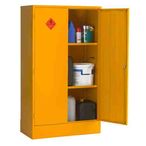 Flammable Storage Cabinet-2
