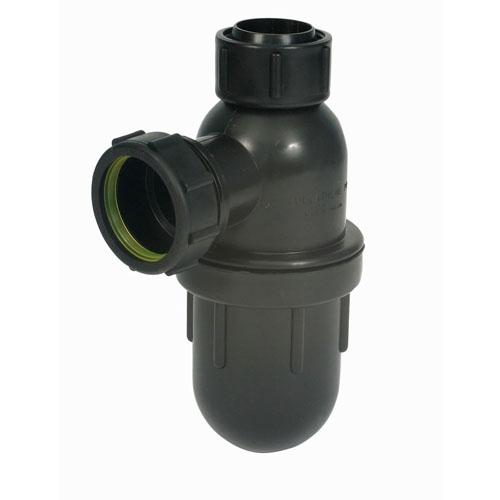 Vulcathene Anti Siphon Bottle Trap