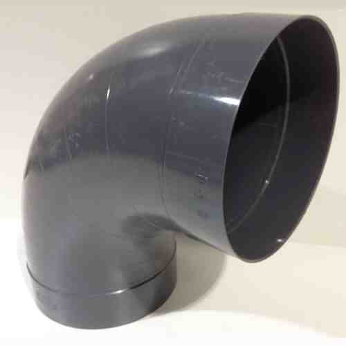 PVC Ductwork, Pipe and Fittings
