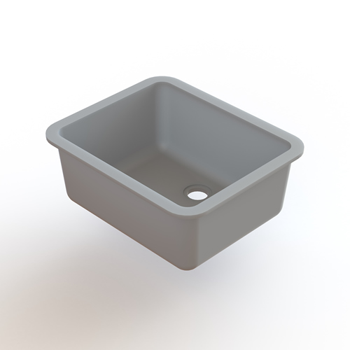 Epoxy Resin Underslung Sink Sm8 X