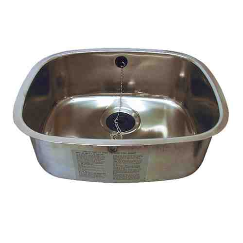 S107SR Stainless Steel Lab Sink