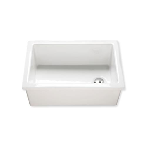 Enamel Lab Sink 460mm X 365mm X 200mm