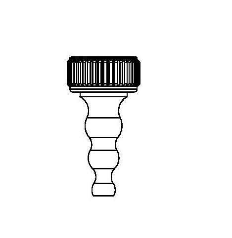 Removable tap nozzle
